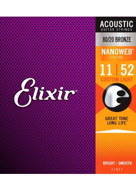 Elixir 11027 Nanoweb Bronze