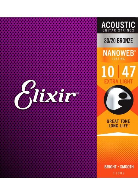 Elixir 11002 Nanoweb Bronze