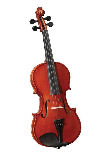 Violino modelo estudante com estojo